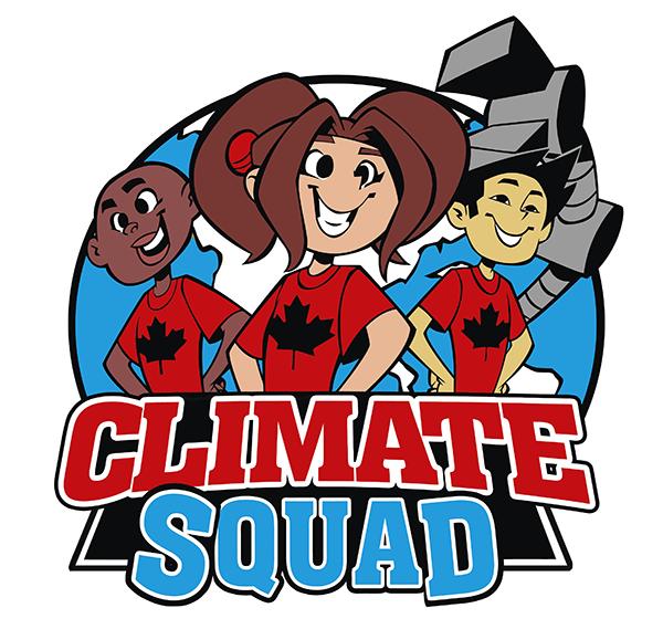 climate squad logo